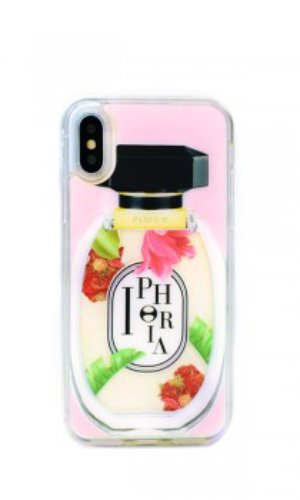 IPHORIA[X/XS]Perfume round multicolor ornaments